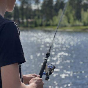Fiska med kastspö